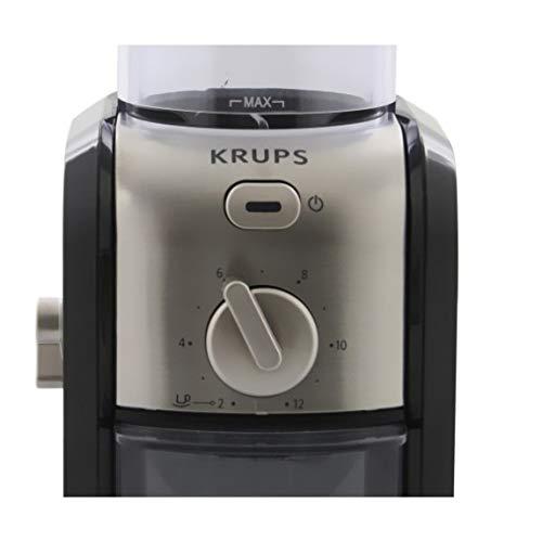 Krups GVX242 Molinillo de café profesional con sistema de muelas ...