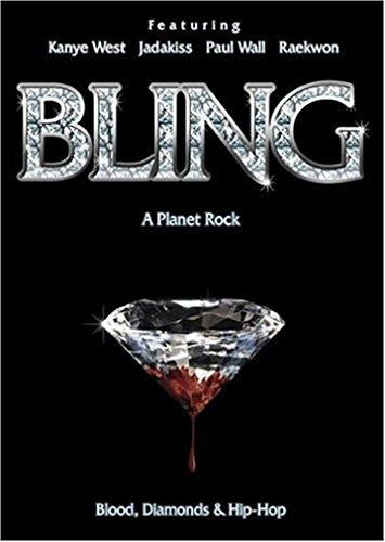 DVD : Bling (Full Frame)