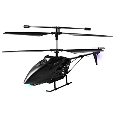 Swann Swtoy-bswann-us Swann Rc Stealth Helicopter With Video Camera Black from Swann