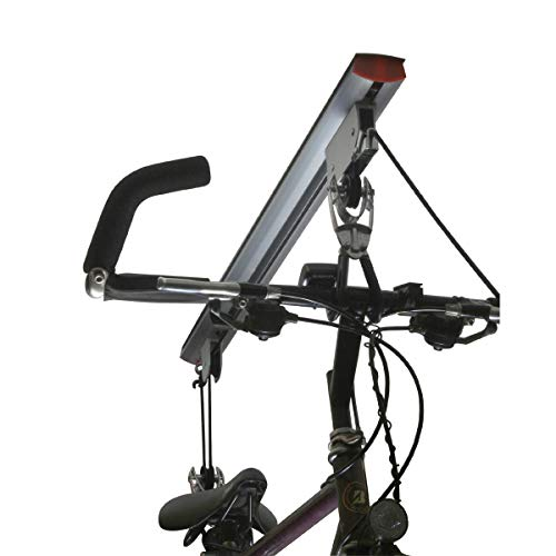 RAD Cycle Products Highest Quality Rail Mount Heavy Duty Bike Hoist and Ladder
