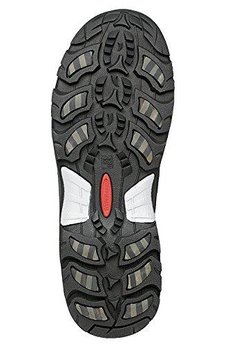 Kefas - K-Warm 3219 - Botas de nieve Mujer - Suela Ice Lock y forro Thinsulate Blanco