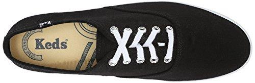 Black Herren Sneakers Keds Schwarz Champion 1wqSCxP4