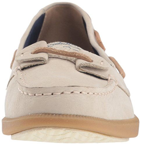 6 5 Women's Medium Linen Oasis Loft Boat Sperry Shoe Us q4gAxv