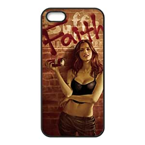 Buffy Faith Girl Fahionable And Popular High Quality Back Case Cover For Iphone 5S