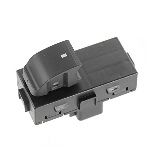 Power Window Switch Rear LH Left or RH Right for Buick Chevy GMC Saturn (Driver Yukon Switch Power Window)