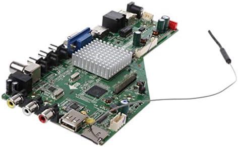 Tarjeta de controlador de red inteligente, MSD338STV5.0, tarjeta de controlador de televisión, inalámbrica, LED, universal, panel de control LCD, Wi-Fi, ATV: Amazon.es: Bricolaje y herramientas