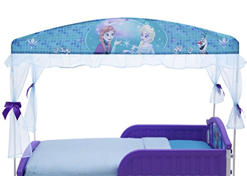 Delta Children MySize Toddler Bed 4