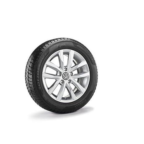 16 Pulgadas - Rueda para invierno Volkswagen Passat B8 Sepang Izquierda 3 G007 3646 a 8Z8: Amazon.es: Coche y moto