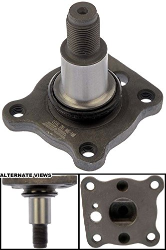 APDTY 016411 Rear Wheel Hub Spindle Knuckle Axle Stub Shaft Fits 2000-2008 Ford Focus With Rear Drum Brakes (Fits Rear Left or Right; Replaces 1M5Z-4A013-AA, 1M5Z-4A013-BA)