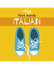 Lonely Planet First Words - Italian 1st Ed.