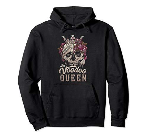 Voodoo Queen Hoodie Halloween Costume