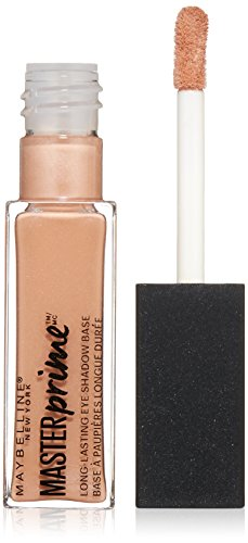 Maybelline New York Master Prime Long-Lasting Eyeshadow Base, Prime + Matte, 0.23 fl. oz.