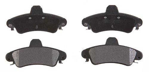 essional Semi-Metallic Rear Disc Brake Pad Set ()