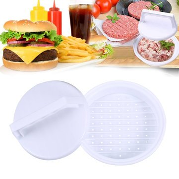 Meats Burger Mold Hamburger Meat Press Tool Set BBQ DIY Hamburgers Tools Kitchen Accessories - Kitchen Tools & Gadgets Kitchen Meat Tool - 1 x Meats Burger Maker Mold