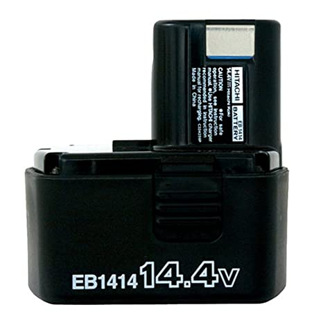 hitachi 324367 model eb1414s 14 4 volt nicad 1 4 ah battery rh amazon com hitachi battery charger uc18yrl manual hitachi 18 volt battery charger manual