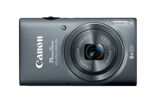 Canon PowerShot ELPH 110 16MP Digital Camera with 3-Inch TFT LCD