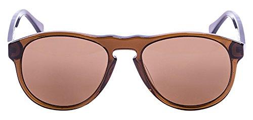Lenoir Eyewear LE5000.95 Lunette de Soleil Mixte Adulte, Marron