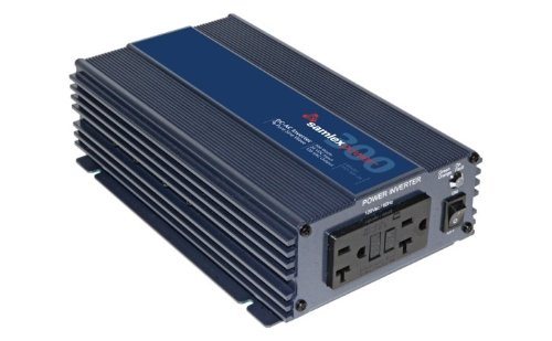 Gfci Inverter Wave True Sine (Samlex 300W Pure Sine Wave Inverter - 24V)