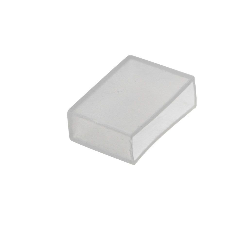 Dainolite Lighting EC-OD Silicone End Cap for Ip67 Led Outdoor Clear