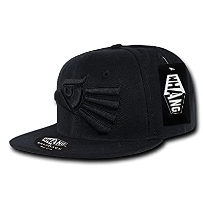 WHANG Mexico Graphic Snapback, Black from Decky Brands Group