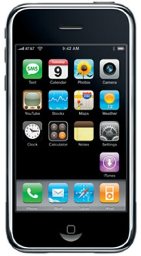 Click to buy Apple iPhone 2G 8 GB, Black - From only $19300