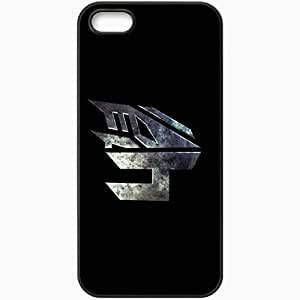 Personalized iPhone 5 5S Cell phone Case/Cover Skin Transformers 4 Black by lolosakes
