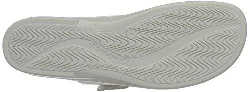 Ganter Sonnica-e - Mules Mujer Weiß (weiss/sand)