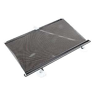 GDW Punto Patrón de coches ventana lateral Parasol Roller Blind protector de la pantalla (40 x 60cm)