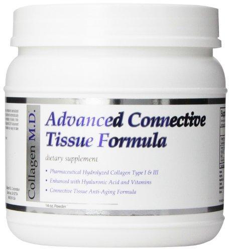 Collagen Connective Tissue - Advanced Connective Tissue Formula 14 oz by Collagen MD