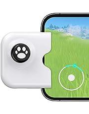 IFYOO Yao L1 PRO mobilspelkontroll joystick för iPhone (iOS 13.4 eller senare, för iOS mobila spel), spelspelspelkontroll kompatibel med PUBGG Mobile, Call of Duty Mobile (CODM), Wild Rift, Genshin Impact