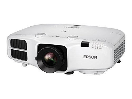 Epson V11H828020 PowerLite 5510 LCD Projector, Black/white