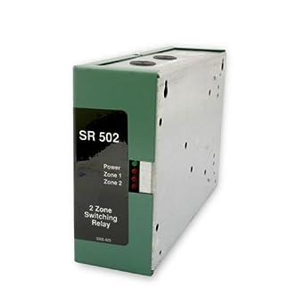 Taco 2 Zone Switching Relay w Priority Hvac Controls Amazoncom