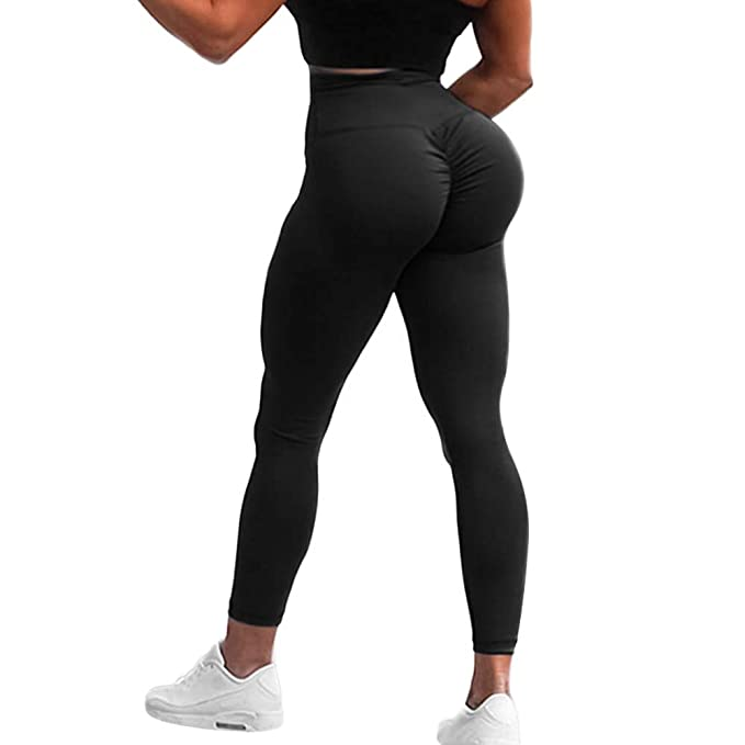 Asia & Pacific Islands Clothing Novelty & Special Use Careful Push Up Pants Scrunch Leggings Booty High Waist Yoga Pants Leggins Sport Leggings Sports Wear For Women Gym Fitness Clothing Ql