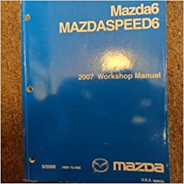replacement mazda 6 owner manual