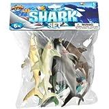 Shark Bag: 6-Piece Set (5.5-7.5-inch)