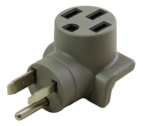 AC WORKS EV Charging Adapter for Tesla Use (6-50 50A 250V Welder to Tesla)
