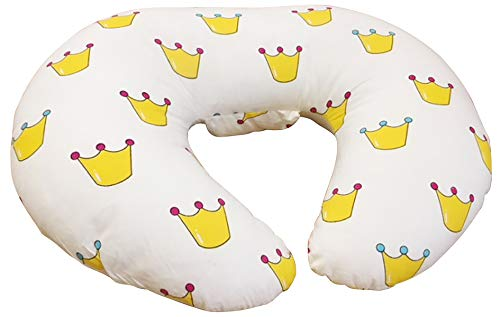(Newborn Baby Nursing Pillow Lounger and Positioner by leBeni)