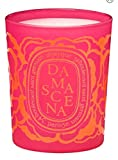 DIPTYQUE Limited Edition Damascena Rose Candle 190g