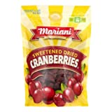 Mariani, Sweetened Dried Cranberries (Pack of 20)