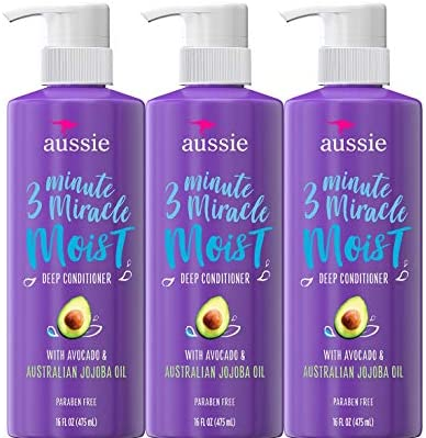aussie inpackning miracle moist