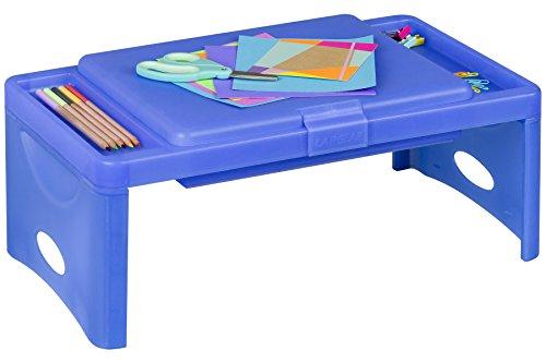 LapGear Activity Lap Desk - Periwinkle