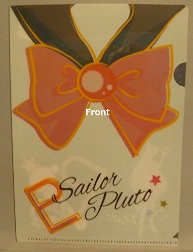 Sailor Moon Mini Clear File Collection Part 3~Sailor Pluto
