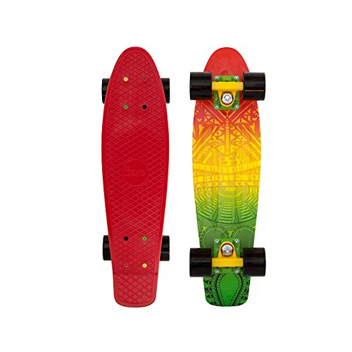 Penny Classics Complete Skateboard, Vibes, 22'' L by Penny Skateboards