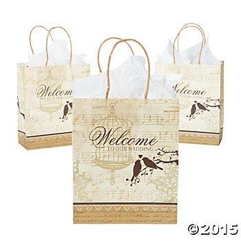 Bird Gift Bags - 3