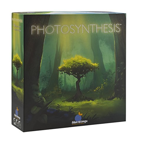 Blue Orange GAMES Photosynthesis Strategy Board Game - Family Strategy Board Game