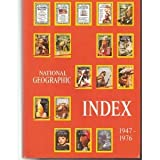 img - for National Geographic Index 1947-1976 book / textbook / text book