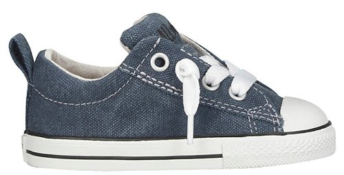 Converse Kids AS Street Slip Ox Tod (Dark Denim 9.0 M) by Converse (Image #1)