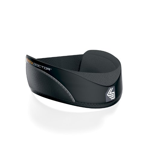 Shock Doctor Ultra Neck Guard (Black, Senior )