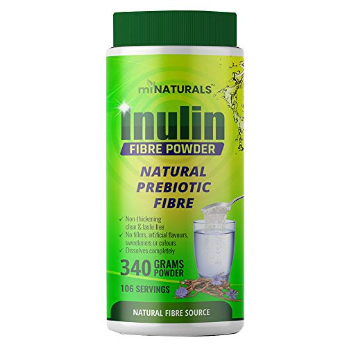 Pure Inulin Fiber Powder