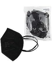 FFP2-masker Zelffilterende ademhalingsbescherming, [oor], gecertificeerd/goedgekeurd masker [niet herbruikbaar], filtratie-efficiëntie> 94%, EN149: 2001 + A1: 2009, geen grafeen, goedgekeurd door INGESA